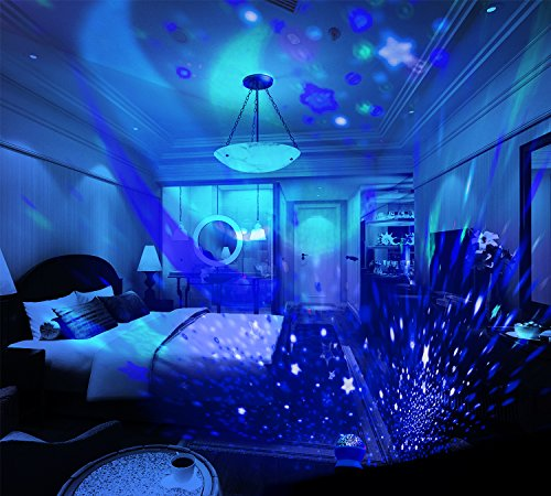 Boomile baby night light star light rotating projector 4 led bulbs boomile baby night light star aloadofball Choice Image