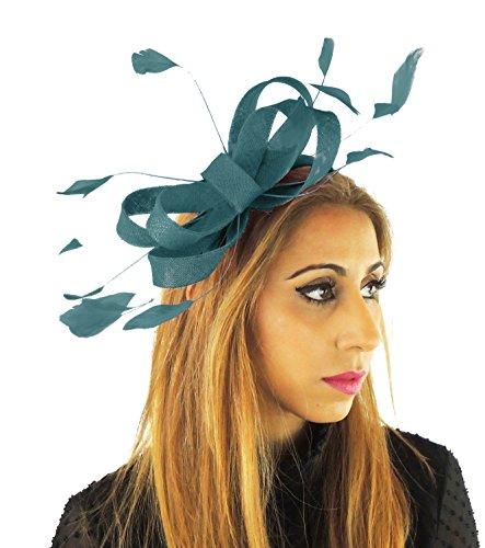 Colores Disponible En Muchos Cressida Mariposas Tocado By Rosso Sinamay Hats Z4w8q6