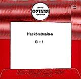 Optima 1190/01C3 Hackbrett / Hammered Dulcimer 3-course (3-Pack) g-1