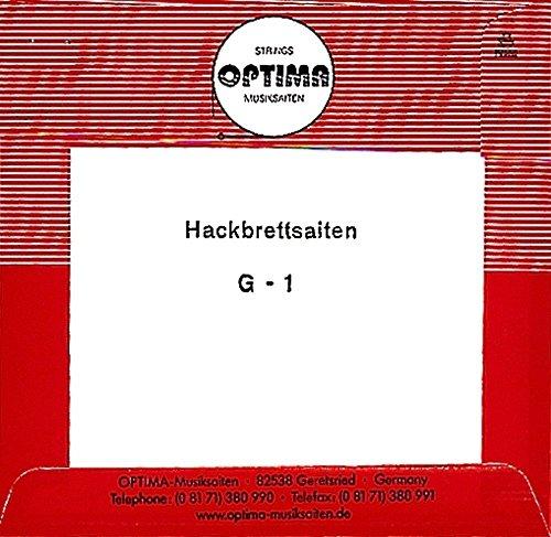 Optima 1194 Hammered Dulcimer (Hackbrett) 3-course 96-string Set by Optima