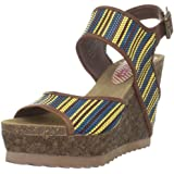 80%20 Women's Paz Wedge Sandal