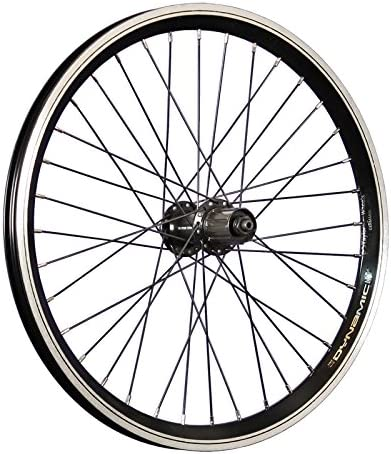 Taylor-Wheels Rueda Delantera Bici 20 llanta Doble Pared 7-10 ...