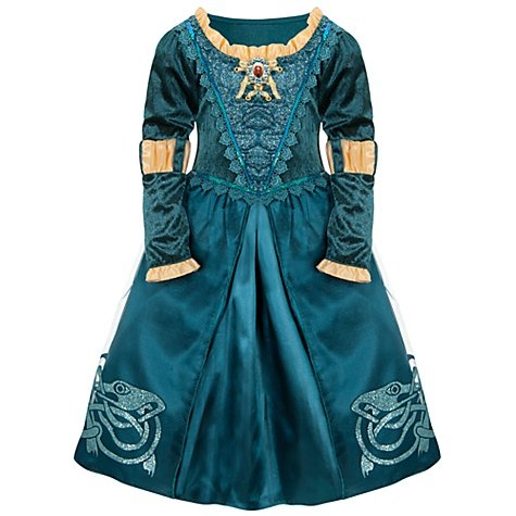 Princess Merida Adventure Dress