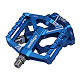 Wellgo Mountain Bike Pedals Cycling Sealed Bearing Pedals