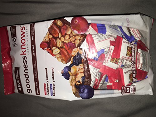 Goodness Knows Snack Squares Individually product image