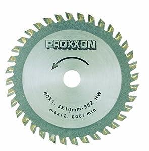 carbide tipped saw blades. proxxon 28732 3-9/64-inch 85mm carbide tipped saw blade 36-teeth blades i
