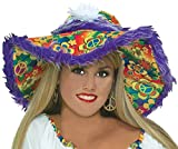 Forum Novelties Women's Generation Hippie Floppy Costume Hat