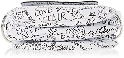 Multicolor graffiti 5x5 Mujer gft w Bandolera 25x18 Bolsos L H X Cm Sally Guess 5 pIgwUU