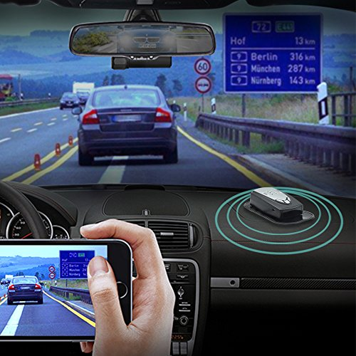 Ruidon M6 Laser Radar Detector Lone Range Speed Camera Voice Alerts with 360 Degree Detection by Ruidon (Image #3)