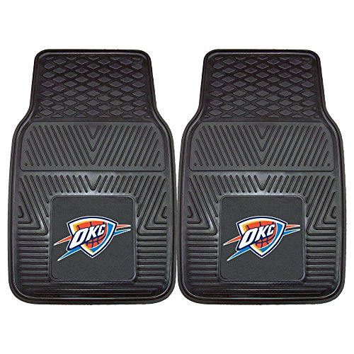 Oklahoma city thunder floor mats price compare for Parquet mat ou satine