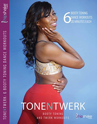 Tone N Twerk: Booty Toning & Twerk Dance Workout DVD by Hip Shake Fitness