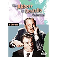 The Abbott & Costello Comedy Collection (5 Discs) [Import]
