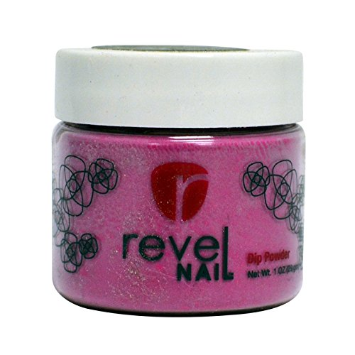 Revel Nail Dip Powder D127(Alert), 1 oz