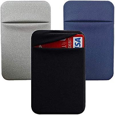 Amazon.com: teléfono celular tarjeta portafolios topwoozu ...