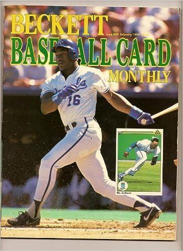 Beckett Baseball Card Monthly Price Guide Feb 1990 Issue 59 Bo