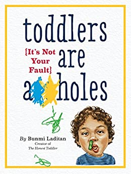 Toddlers Are holes Your Fault ebook product image