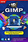Seifelden GIMP 2019 Photo Editor alternative to Adobe Photoshop illustrator - English Help Manual & Tutorial for PC Windows 7 and Above, Mac OS X Linux ⭐️⭐️⭐️⭐️⭐️