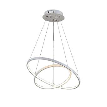 LED 9 Watt Hänge Leuchte Ess Zimmer Tisch Beleuchtung Energie Spar Pendel Lampe