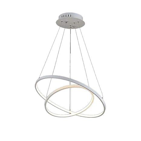 Henley Modern - Lámpara colgante LED Iluminación de techo ...