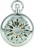 Woodford 1052 - Orologio da taschino con catena