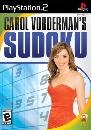 - Carol Vorderman's Sudoku - PlayStation 2