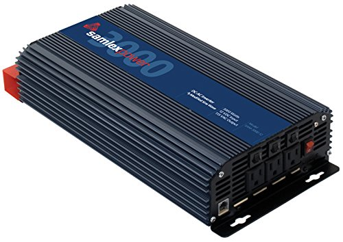 Samlex Solar SAM-3000-12 SAM Series Modified Sine Wave Inverter by Samlex America