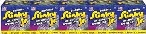 The Original Slinky Brand Metal Slinky Jr. 5 Pack