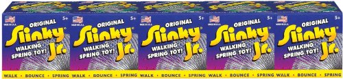 The Original Slinky Brand Metal Slinky Jr. 5 Pack (Slinky Dog Toy Story Costume)
