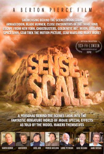 (Berton Pierce's 'Sense of Scale' – A Documentary Film of Industry Model Making)