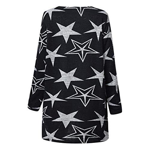 Luckhome Luckhome Camicia Camicia Bk Donna 6S7pq