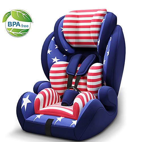 Safety 1st Grow & Go 3-in-1 Convertible Car Seat, SNIDII All-in-One Infant Carseat, 5 Point Harness Booster Seat
