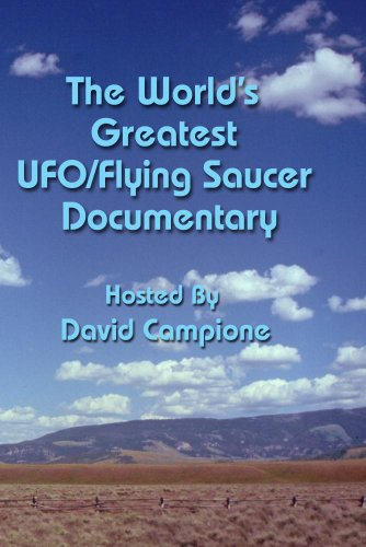 (The World's Greatest UFO/Flying Saucer Documentary (PAL))