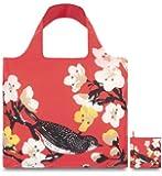 Loqi EC.CI Sac de shopping Motif fleurs de cerisier