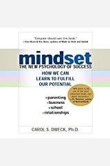 mind set Audiobook: Mindset Audio CD: The New Psychology of Success by Carol Dweck [Audiobook, Unabridged] Audio CD