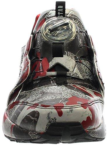High Men's Puma X Fashion Blaze Trapstar Camo Disc Sneaker Ankle Black wwdqrg0x