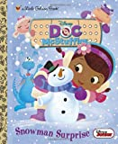 Snowman Surprise (Disney Junior: Doc Mcstuffins), Andrea Posner-Sanchez, 073643142X