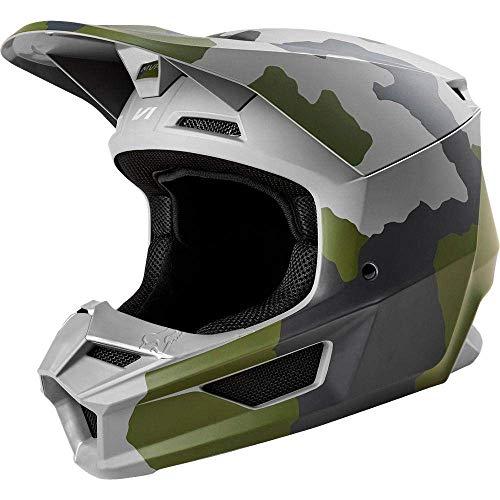 2019 Fox Racing V1 Prizm Camo SE Helmet-L ()