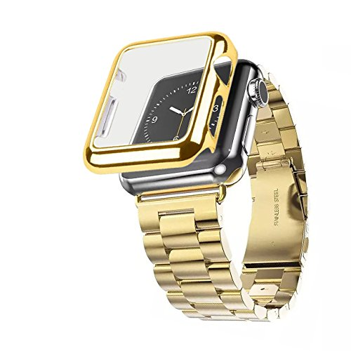 iitee Stainless iWatch Replacement protector