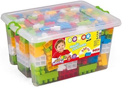 Dolu - Big Blocks Colors en Caja de plástico, 230 Piezas (6265093 ...