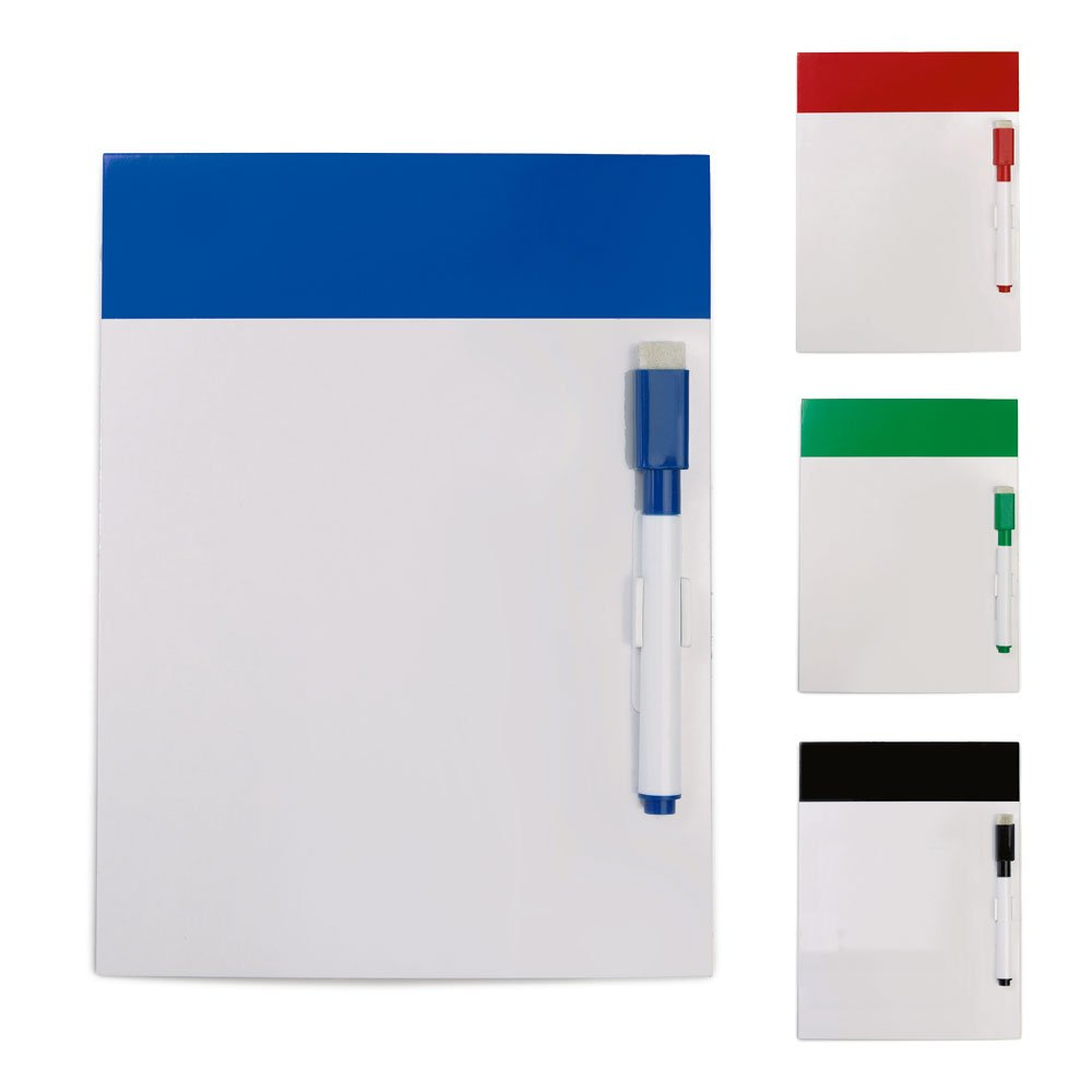 Magnetic White Board U0026 Pen   Kitchen Drywipe Fridge Whiteboard (Green):  Amazon.co.uk: Kitchen U0026 Home