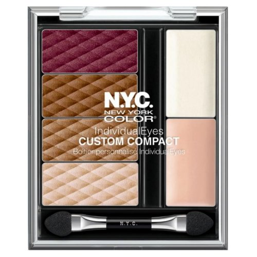 (3 Pack) NYC Individualeyes Custom Compact - Union Square