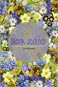 Blank Journal Unlined: 100 Pages 6' x 9' Blank Notebook For You To Create Your Masterpiece (Blank Journals Unlined)