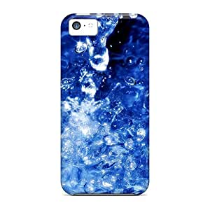 Anti-scratch And Shatterproof Natures Water Phone Case For Iphone 5c/ High Quality Tpu Case