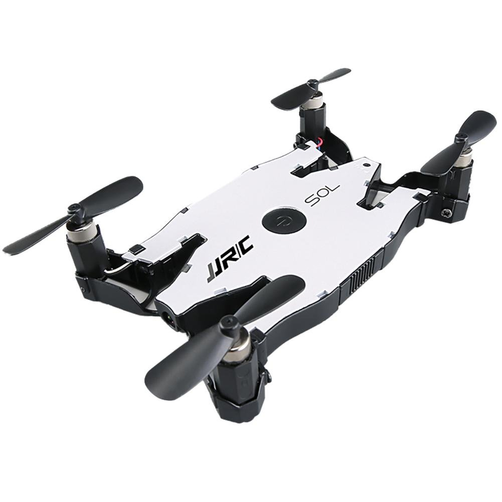 Chinatera JJRC H49 Wifi FPV 720P HD Camera RC Quadcopter Ultra-thin Foldable Mini Size Drone for Beginner