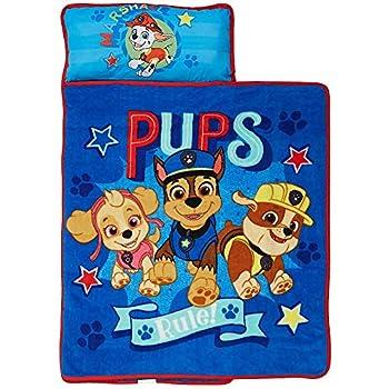 Amazon Com Nickelodeon Paw Patrol Toddler Nap Mat Baby