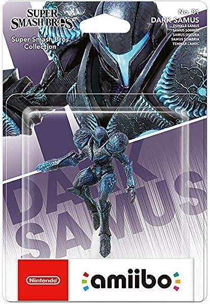 Nintendo Iberica SL - Amiibo Samus Oscura (Colección Super Smash Bros): Amazon.es: Videojuegos