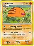 Pokemon Diamond & Pearl Stormfront Single Card Swinub #77 Common [Toy]