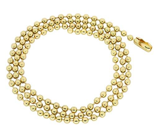 Gold Ball Chain - 5