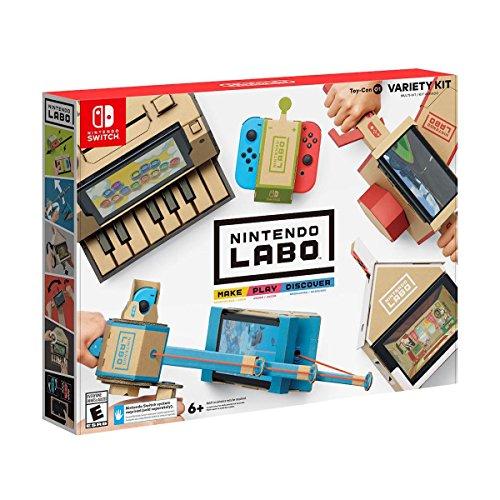 Nintendo Labo - Variety Kit from Nintendo