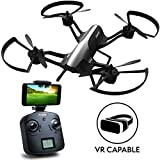 Drones with Camera for Adults or Kids - F72 WiFi FPV Drone for Beginners with Camera HD 720p, Helicopter with Remote Control and Extra...